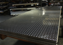 3003 H22 Diamond Aluminum sheet